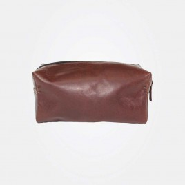 Brown Toiletry Bag