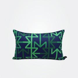 Azzurro Cushion